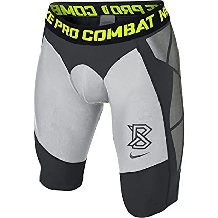 ea796dec2 Nike Men s Dri-Fit Pro Combat Hyperstrong Speed Slider  Shorts-Anthracite-Small