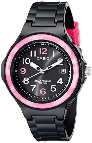 Casio Womens LX S700H 4BVCF Solar Black