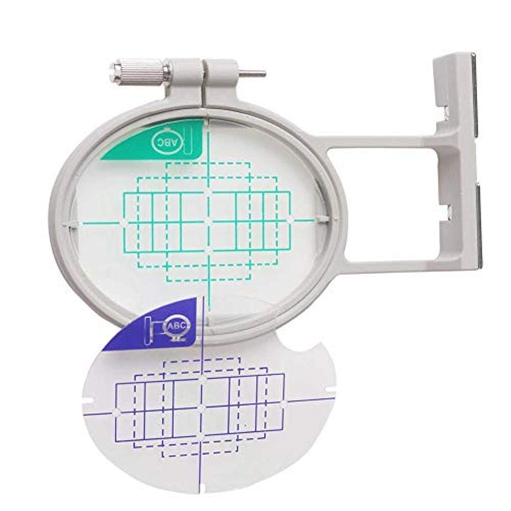 Cleana Arts Embroidery Hoop Frame for Machine Brother PE-700//700II//750//750D//770//780D//NV90//95E//1000 Machine Babylock