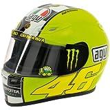 AGV Replica Helmet (Valentino Rossi - MotoGP Winter Test 2009)