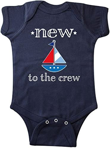 inktastic Sailboat Infant Creeper 2ae7d product image