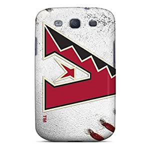 Galaxy S3 Case, Premium Protective Case With Awesome Look - Atlanta Braves