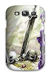 Hot Style VZUrgLS2466afGbi Protective Case Cover For Galaxys3(claymore)