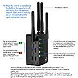 WiFi Extender, 1200Mbps WiFi Booster, 2.4G & 5GHz