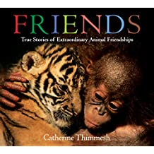 Friends (board book): True Stories of Extraordinary Animal Friendships