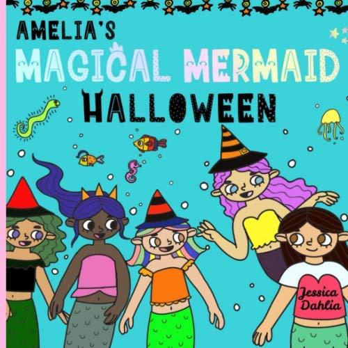 Inspiring Halloween Costumes (Amelia's Magical Mermaid)