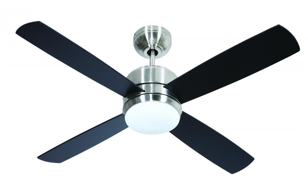 Craftmade mn44fb4 ceiling fan with blades included 44 amazon aloadofball Choice Image