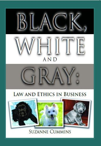 Black, White and Grey: Law and Ethics in Business