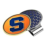 LinksWalker NCAA Syracuse Orange - Golf Hat Clip with Ball Marker