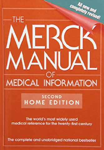 The Merck Manual of Medical Information: Second Home Edition (Merck Manual of Medical Information Home (Home Edition Merck Manual)