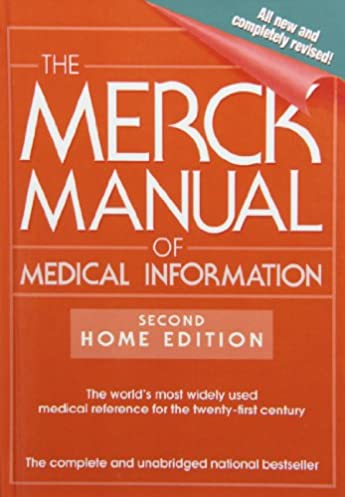 the merck manual of medical information second home edition merck rh amazon com the merck manual/pdf the merck manual of diagnosis and therapy