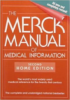 the merck manual of medical information merck manual home health handbook quality