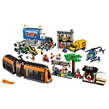 LEGO City 60097 City Square Building Kit