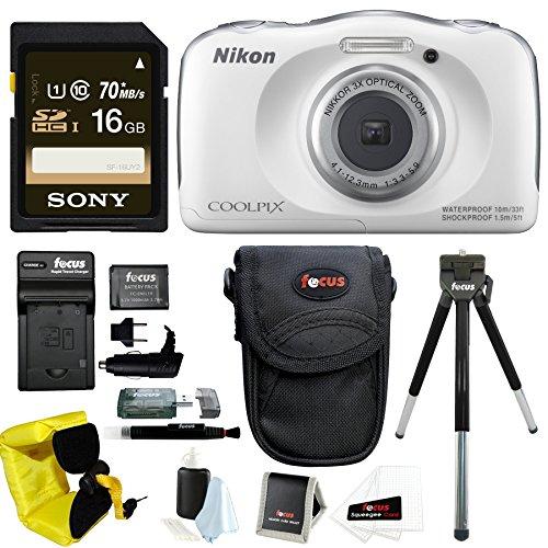 Nikon Waterproof Camera S33 - 5