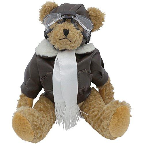 Aviator Bear - Unipak Plush Pilot Bear 10