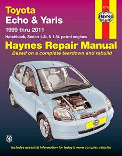 Toyota Echo Yaris Automotive Repair Manual  1999 2011  Haynes Automotive Repair Manuals