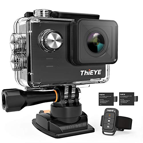 ThiEYE Native 4K Action Camera WiFi Waterproof Sport Video Camera 20MP Ultra-HD 2