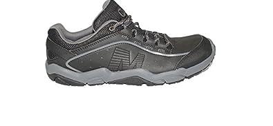 Mens TRAVERSO Trail Sneakers (7 Black)