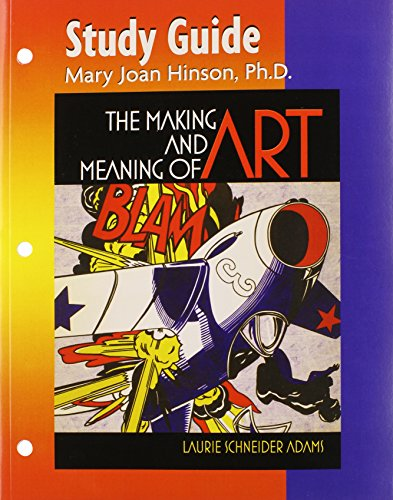 making and meaning of art - 7