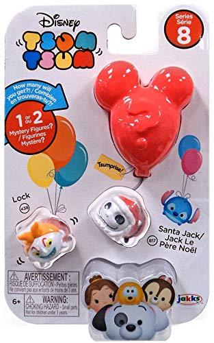 Disney Tsum Tsum Series 8 - Lock/Santa Jack/Tsumprise