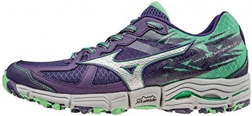 Mizuno Wave Kazan 2 Mujer Trail - 7.5 US: Amazon.es: Zapatos y complementos