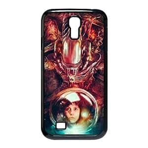 Alien Xenomorph Samsung Galaxy S4 90 Cell Phone Case Black yyfabc-605544