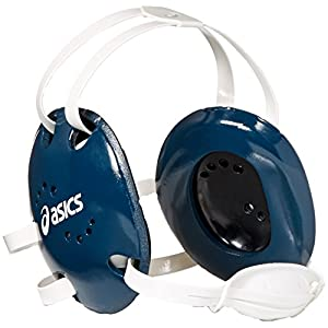 Well-Being-Matters 51cuZz6PwqL._SS300_ ASICS Snap Down Earguard, Navy, One Size