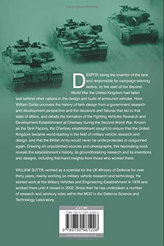 The Tank Factory: British Military Vehicle Development and the Chobham Establishment