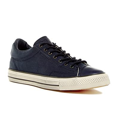 4f2dcca794ba00 ... promo code for converse by john varvatos distressed canvas vintage slip  on sneaker ink blue 12