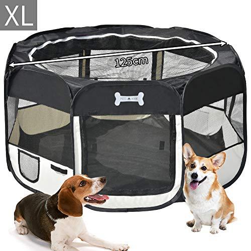 🥇 MC Star Portátil Parque Corral Oxford Cachorro Animales para Perros
