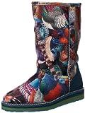 Desigual Shoes Boots Panda 28TS119 Size US 5 EU 36