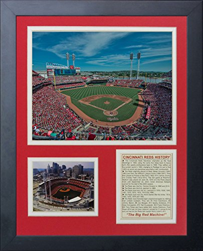 Cincinnati Reds Great American Ballpark - Legends Never Die