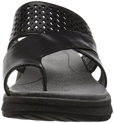 Black Women's Sandal Riya Baretraps US xfAIFyq