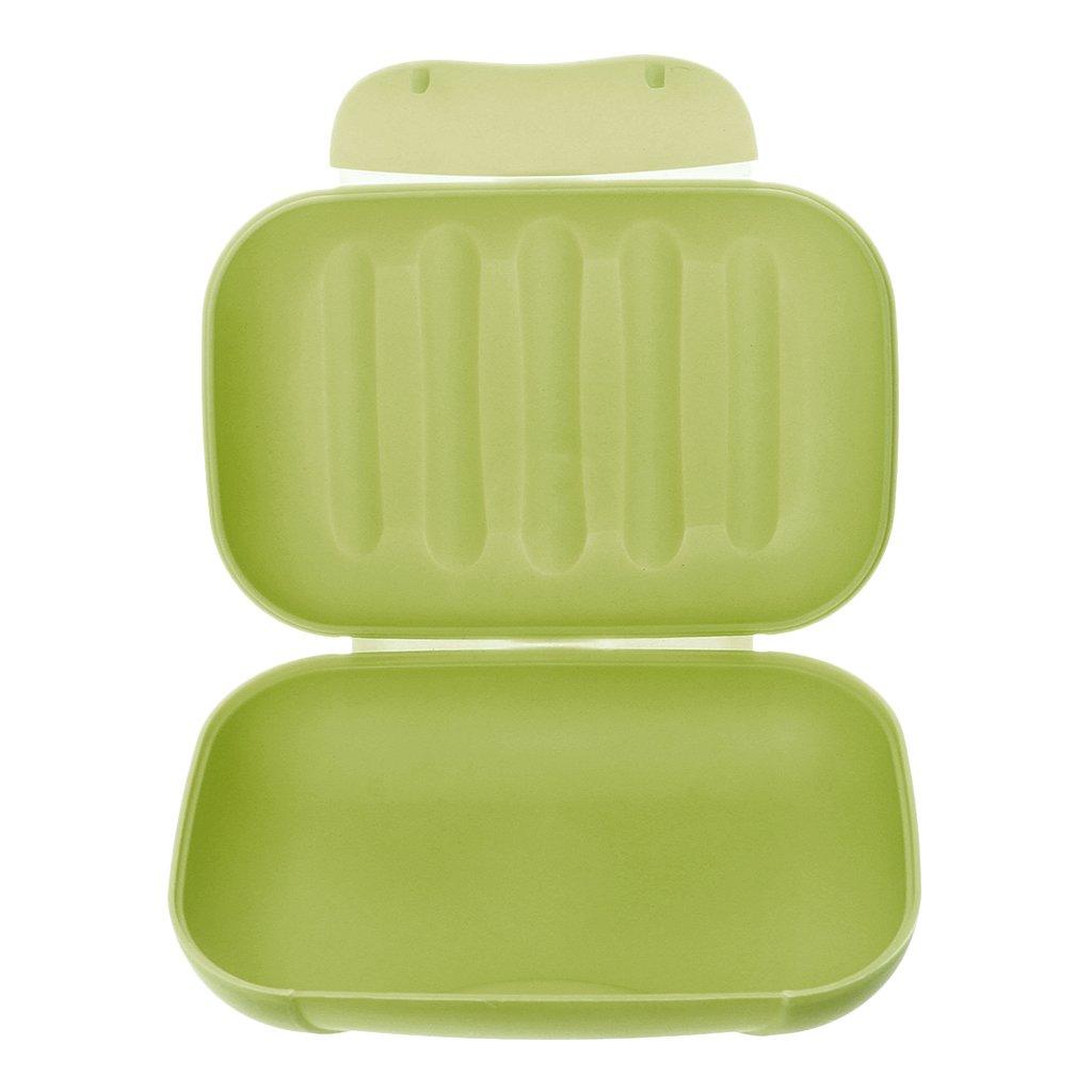 R/étractable Canghai Protection anti-/éclaboussures pour /évier Pour cuisine salle de bain Bleu Porte-savon amovible