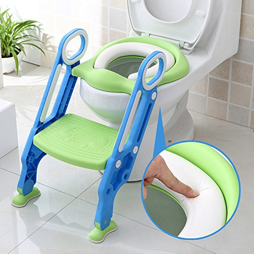 Potty Training Seat for Kids, ITOY&IGAME Toilet Seat for Pot