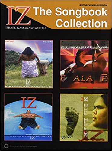 Amazon.com: IZ: The Songbook Collection, Guitar / Ukulele Edition ...