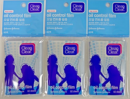 Control Clean Clear Oil Absorbing Sheets product image