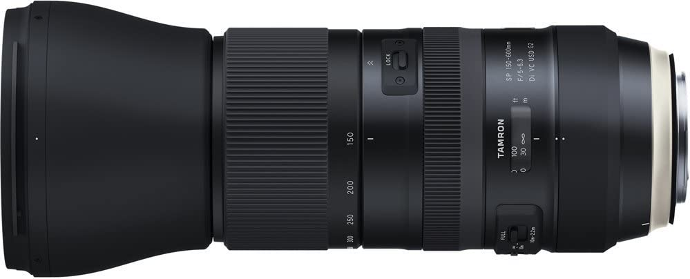 Tamron Sp 150 600 Mm F5 6 3 Vc Usd G2 Sony Black Camera Photo