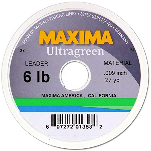 Ultragreen Leader Wheel 3Lb 27 Yds