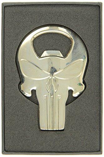 Diamond Select Toys Marvel Punisher Skull Metal Bottle Opener Action Figure (Anaheim Bottle)