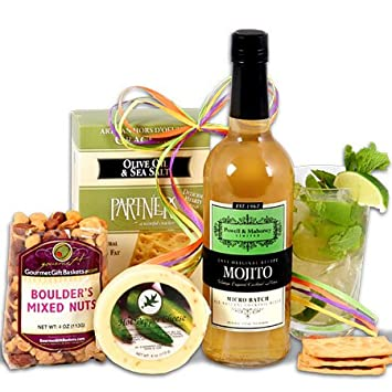 Image Unavailable. Image not available for. Color: Mojito Gift Basket Stack™