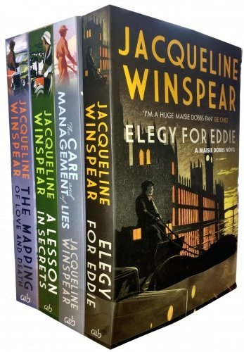 Read Online Jacqueline Winspear A Maisie Dobbs Mystery Collection 4 Book Set pdf epub