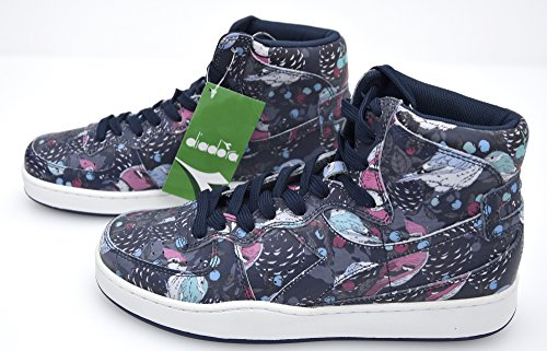 BIRDS DENIM BASKET EU BLUE MI 39 WNT 170947 IwEUqnnOx