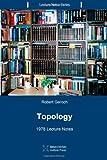 Topology, Robert Geroch, 1927763177
