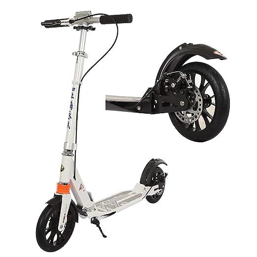 Patinetes clásicos Scooter Plegable No Eléctrico con Rueda ...