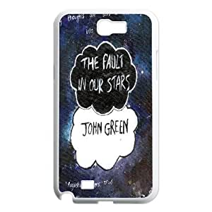 Popluar the Fault in Our Stars.okay. Hard Plastic phone Case Cover For Samsung Galaxy Note 2 Case FANS253086