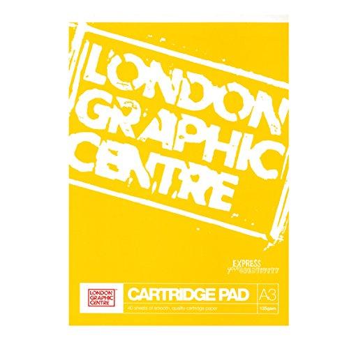 LGC Cartridge Paper Pad 135gsm A3 A3 A3 B07FXPX7T3    | Sehr gelobt und vom Publikum der Verbraucher geschätzt  b7c091