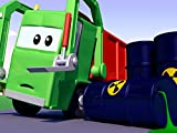 Lily the Bus is Trapped in the Car Wash! / Gary the Garbage Truck split some Chemicals all over the road!
