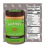 BARNEY Almond Butter, Crunchy, Paleo