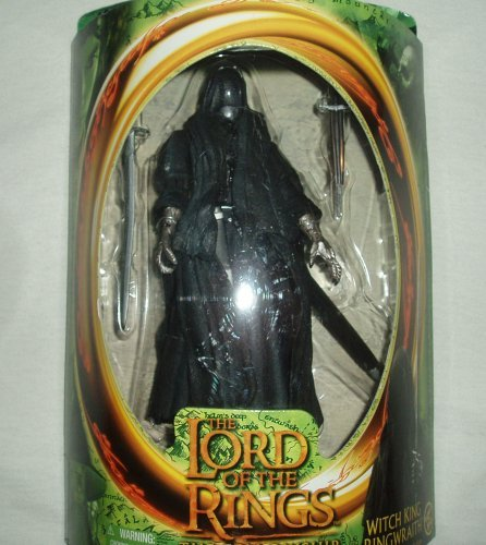 (Witch king ringwraith action figure (Lord of the Rings) by toybiz)